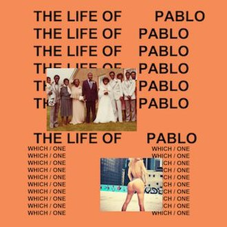 The Life of Pablo - Image: The life of pablo alternate