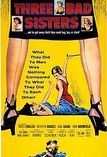 <i>Three Bad Sisters</i> 1956 film