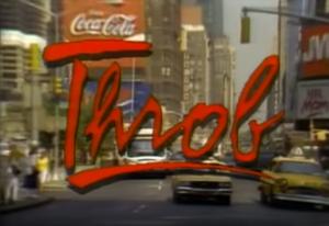 Throb - Title card