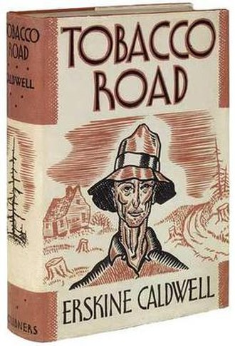 Tobacco Road (novel) - First edition (Scribners)