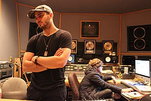 Tommy Hubbard - Hubbard at The Trust Music Group Studios