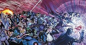 Trinity War - Image: Trinity War covers 2