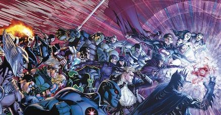 Trinity War covers 2