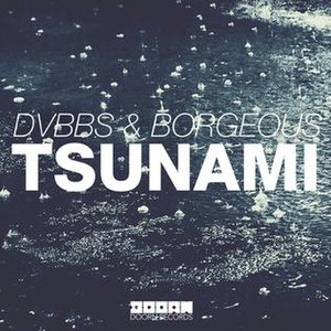 Tsunami (DVBBS and Borgeous song) - Image: Tsunami by DVBBS Borgeous