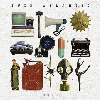 Free (Twin Atlantic album) - Image: Twin Atlantic Free cover