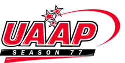 77th UAAP season logo