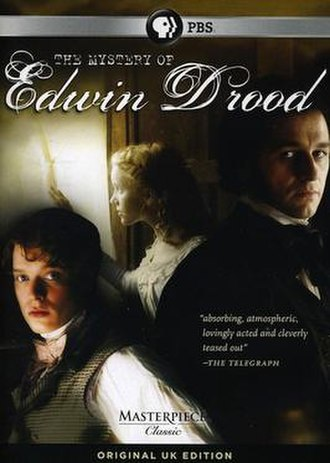 The Mystery of Edwin Drood (2012 film) - US DVD cover