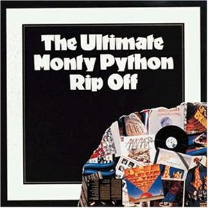 The Ultimate Monty Python Rip Off - Image: Ultimate Monty Python Rip Off