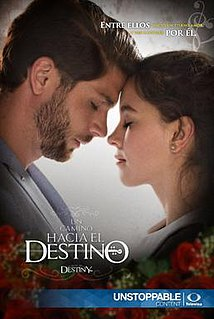 <i>Un camino hacia el destino</i> television series