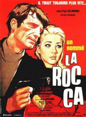 A Man Named Rocca - Image: Un nomme La Rocca Poster