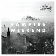 Vampire Weekend - Modern Vampires of the Citypng