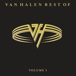 Best Of – Volume I (Van Halen album) - Image: Van Halen Best of Volume I