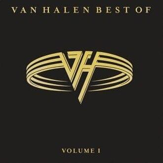 Best Of – Volume I (Van Halen album) - Image: Van Halen Best of Volume I