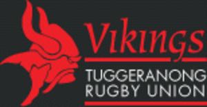 Tuggeranong Vikings - Image: Viking RUF Clogo
