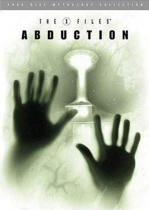The X-Files Mythology, Volume 1 – Abduction - Region 1 DVD cover