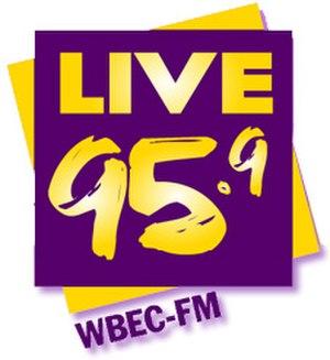 WBEC-FM - Image: WBEC (AM) logo