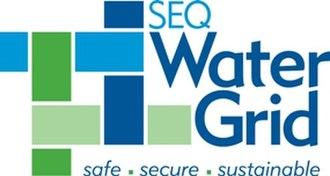 SEQ Water Grid - Image: W Glogo WEB