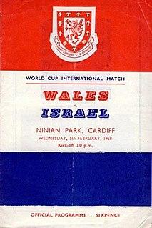 1958 FIFA World Cup qualification (CAF/AFC–UEFA play-off)