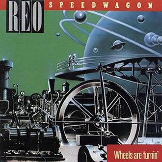 Wheels Are Turnin' - Image: Wheelsareturnin