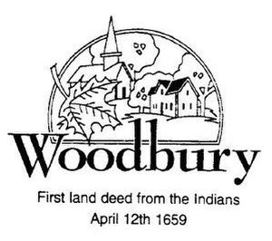 Woodbury, Connecticut - Image: Woodbury C Tseal