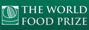 World Food Prize - Image: World Food Prize logo