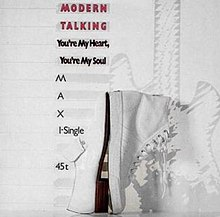 Modern Talking — You're My Heart, You're My Soul (studio acapella)