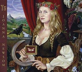 Ys (Joanna Newsom album) - Image: Ys cover