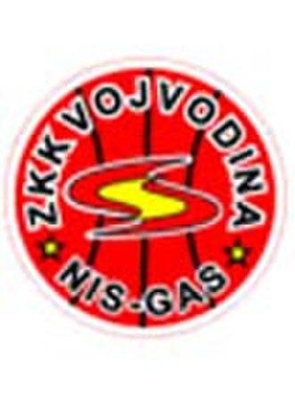 ŽKK Vojvodina - Image: ŽKK Vojvodina logo