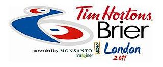 2011 Tim Hortons Brier