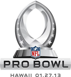 2013 Pro Bowl 63rd annual NFL all-star game