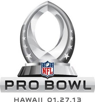 2013 Pro Bowl - Image: 2013 Pro Bowl logo