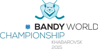 Khabarovsk Krai - Logo of the 2015 Bandy World Championship