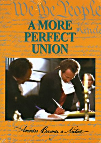 A More Perfect Union (film) - DVD and video cover