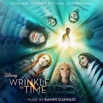 A Wrinkle in Time (soundtrack) - Image: A Wrinkle in Time soundtrack