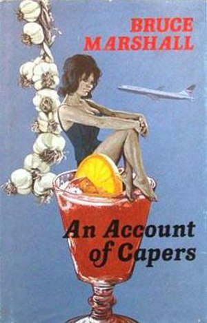 An Account of Capers - First UK edition