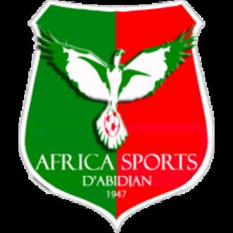 Africa Sports d'Abidjan - Image: Africa Sports Logo