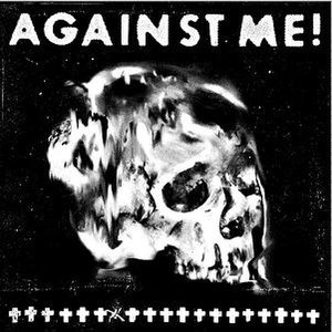 White Crosses (song) - Image: Against Me! White Crosses single cover