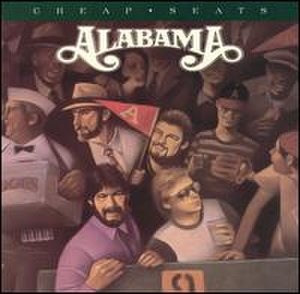 Cheap Seats (album) - Image: Alabama Cheap Seats