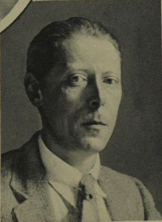 Albert Inkpin - Inkpin in 1925