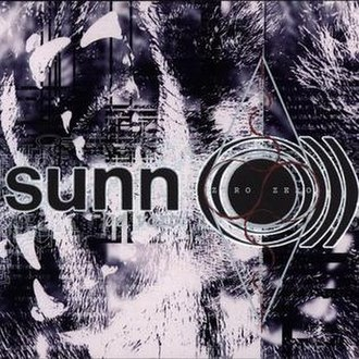 "ØØ Void - Image: Album art for the album ""ØØ Void"" by drone metal band Sunn O)))"