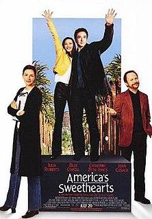 <i>Americas Sweethearts</i> 2001 comedy film directed by Joe Roth