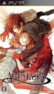 <i>Amnesia</i> (2011 video game) Japanese visual novel series