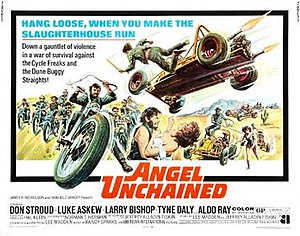 Angel Unchained - Image: Angel Unchained 1970 poster