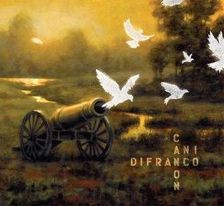 <i>Canon</i> (album) 2007 compilation album by Ani DiFranco