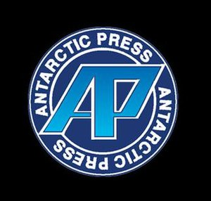 Antarctic Press - Image: Antarctic Press (logo)