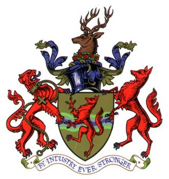 London Borough of Enfield - Image: Arms enfield lb