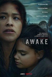 Awake (2021 film) Official Poster.jpg