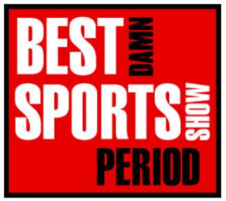 The Best Damn Sports Show Period - Image: BDSSP Main Logo