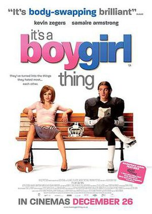 It's a Boy Girl Thing - Image: BOYGIRLTHING POSTER