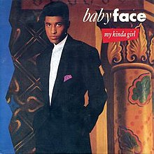 Babyface - My Kinda Girl (studio acapella)